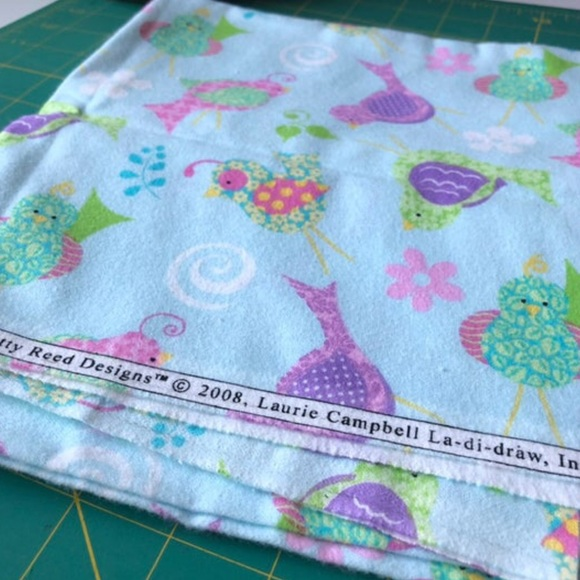 """Patty Reed Fabric 40"""" x 18"""", OOP Sewing, Baby"""